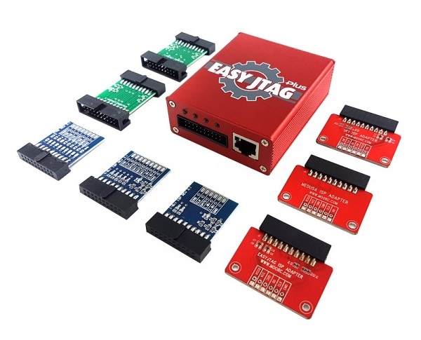 Z3x Easy Jtag Plus Box - Red Edition (without eMMC Socket)