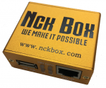 NCK Pro Box - FREE 1 Years Activation (NCK+UMT 2in1 box) Gold Color without Cables